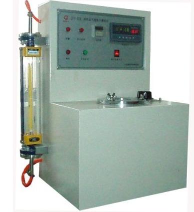 医用纺织品气流阻力测试仪的主要用途与技术参数