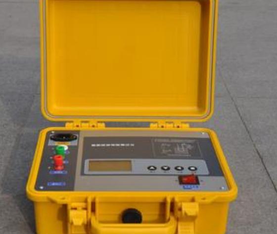 高压绝缘电阻测试仪的功能特点