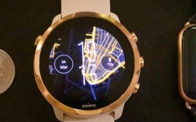 一款大家值得拥有的运动智能手表