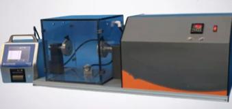 无纺布干态落絮测试仪的产品参数及主要组成部分