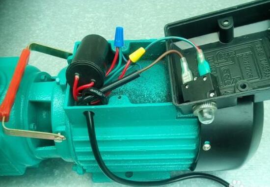 电动机电容坏了怎么换_电动机启动电容的好坏判断