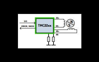 TMC2226超靜音電機驅動芯片的數據手冊免費下載