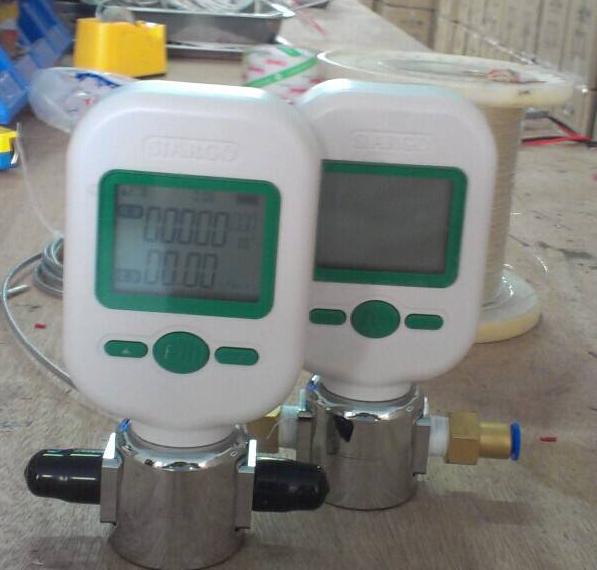 氮气流量计的常见故障排除方式