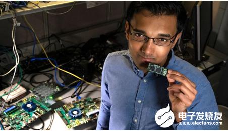 让计算机芯片拥有敏锐的嗅觉 构建数学算法非常重要