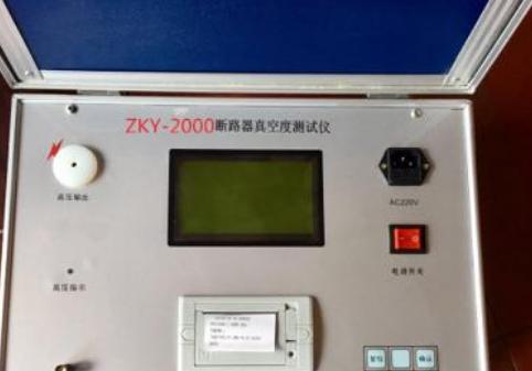 真空度测试仪的性能指标与技术参数