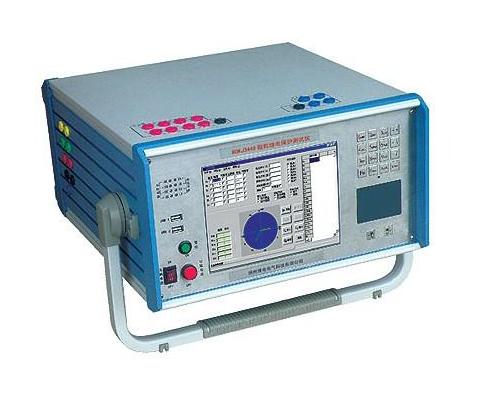 六相微机继电保护测试仪的技术参数与面板说明