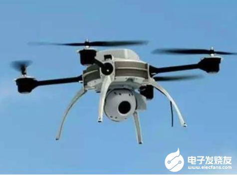 随着应用领域不断扩大 中国民用无人机市场潜力十足