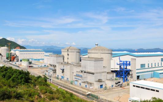 岭澳核电站1号机组连续安全运行天数创造最高纪录