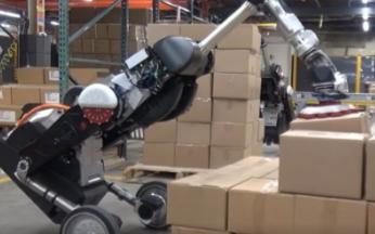 波士頓動力雙輪機器人,離機器人商業化又近了一步