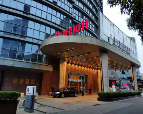鑫伟万豪酒店采用HDL智能解决方案实现了酒店公共区域智慧照明