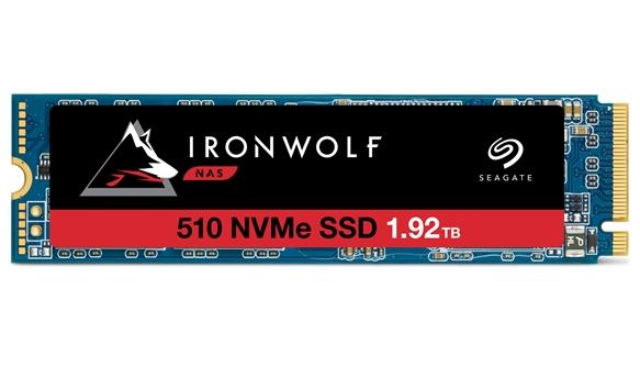 希捷发布IronWolf 510 NVMe SSD 性能持续读取速度可达3150MB/s