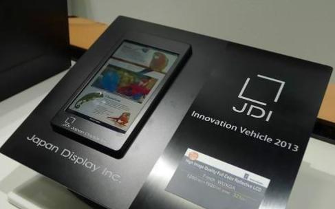 连续5年亏损的JDI又获最高100亿日元增援投资