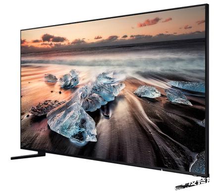 三星在8K电视方面的动作频出 推出全球首款支持W...
