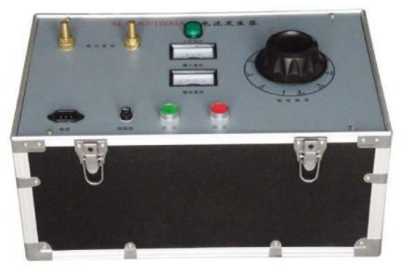 单相大电流发生器的使用方法及注意事项
