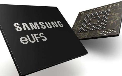 新闻:三星512GB eUFS3.1闪存已量产 ...