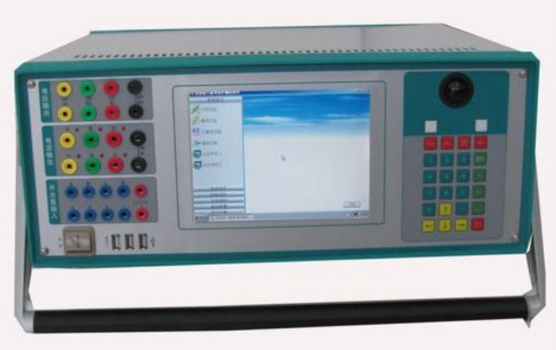微机继电保护测试仪怎么使用