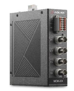 凌华科技面向设备状态监测应用发布全新的边缘DAQ系统MCM-204