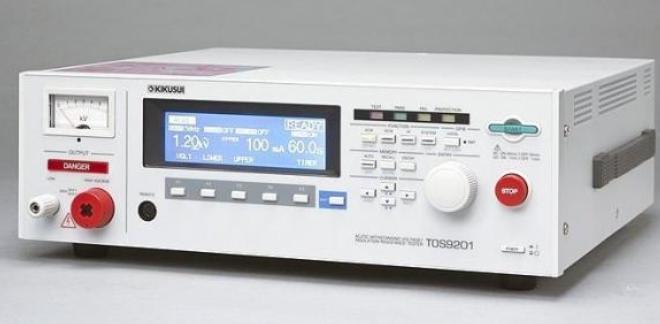 耐压测试仪的接线方法与测试步骤