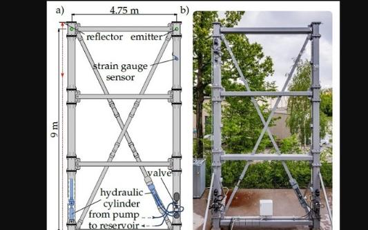 基于激光的建筑物形变监测系统检测速度更快