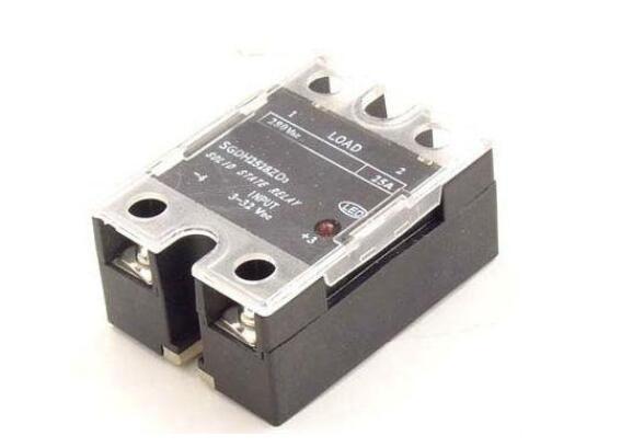 固体继电器的作业原理及应用注意事项