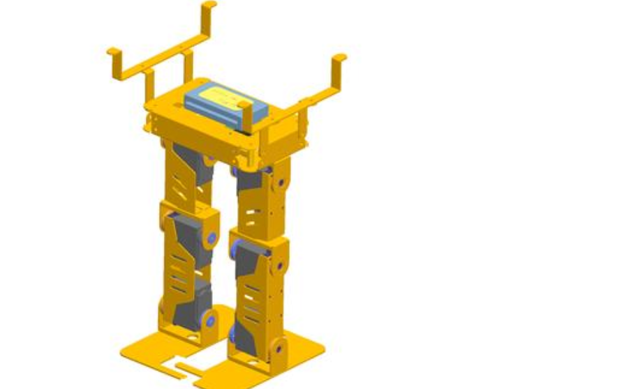 双足机器人远程体感控制系统的研究