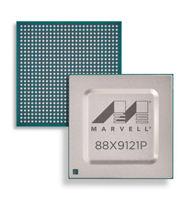 Marvell推出业界首款双端口400GbE PHY,可确保加强点对点安全性