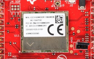基于CC3100的低功耗物联网应用电路设计