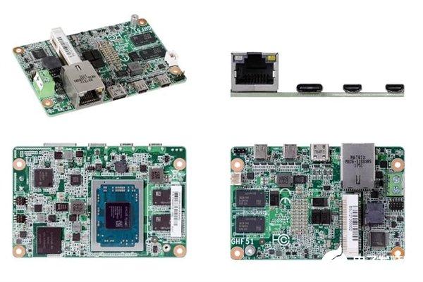 友通推出搭载锐龙嵌入式R1000系列APU的迷你板GHF51 处理器功耗仅12W