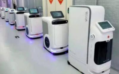 疫情加速應用,機器人發展踏上高速通道