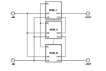 使用固定比率转换器提高供电网络效率