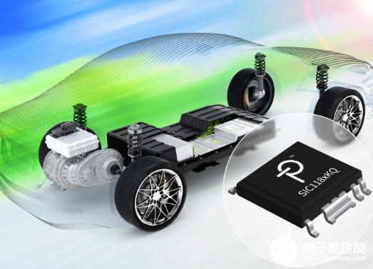 Power Integrations高效率单通道门极驱动器具有先进的安全和保护特性