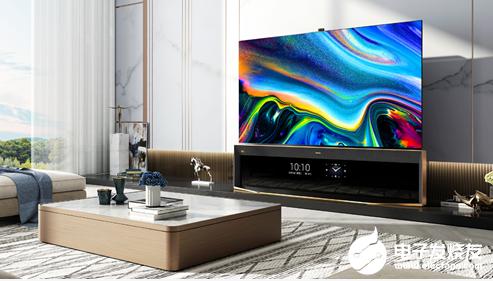 海信8K双屏电视85U9E 再一次刷新了全球电视行业的技术新高度