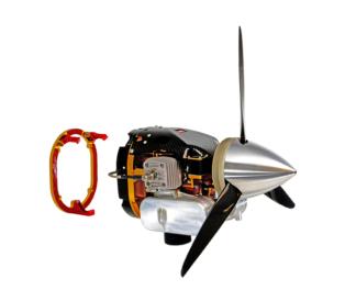 HFE国际公司正在研发一种DA系列无人机发动机D...