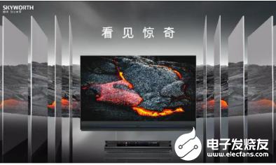 电视向超薄方向发展 主要得益于电视显示技术的升级与变革