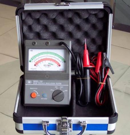 高压绝缘电阻测试仪的简介