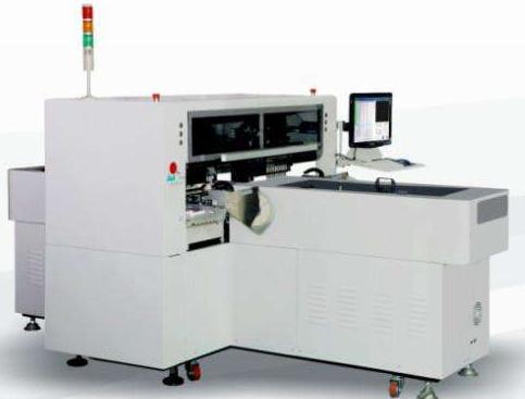 国产贴片机中X/Y轴定位控制系统的作用分析