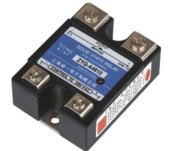 固态继电器实物接线图_固态继电器的分类