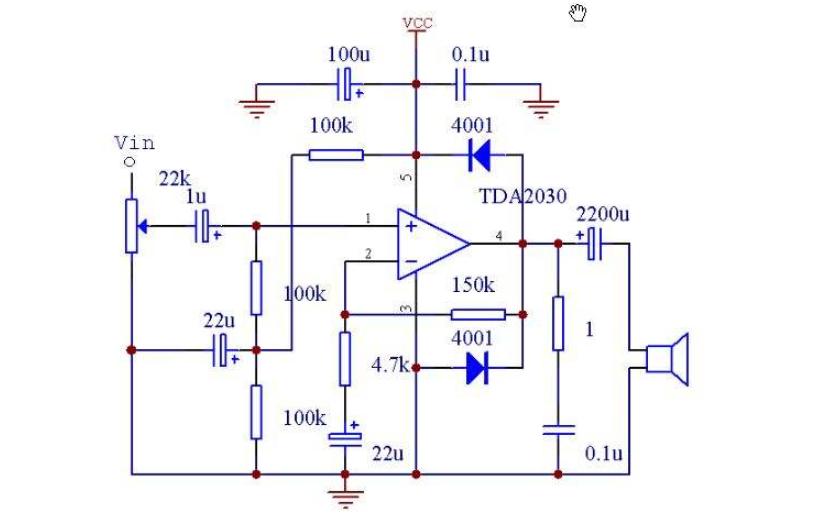 音频放大器的设计方法详细说明