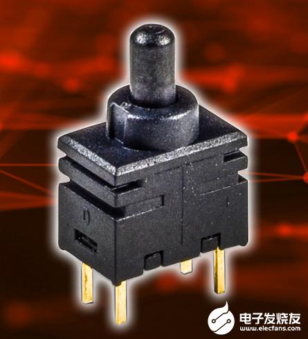 C&K发布密封微型按动开关 可以让自动焊接和清洁得以实现