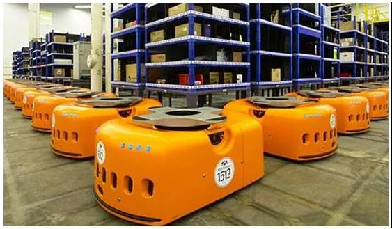 移動機器人在供應鏈上的作用有多大