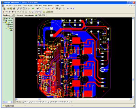 如何利用PROTEL設計工具進行高速PCB設計