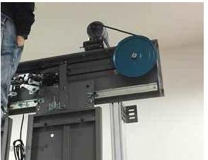 科瑞方型电感传感器在电梯开关门中的应用解析