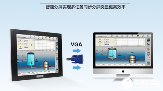 嵌入式工业平板电脑的应用技术有哪些