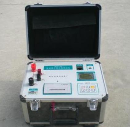 回路电阻测试仪的技术指标