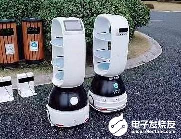 中國用機器人抗疫 可以為感染預防增加一層保障