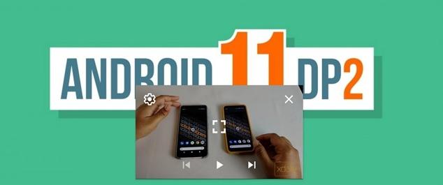 Android 11增加画中画的窗口调整大小功能