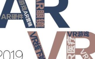 2019年全球VR/AR融资共达336亿,同比增长58%