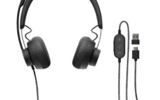 罗技发布Zone Wired有线耳机,可捆绑其他应用程序使用