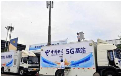 加码新基建 三大运营商密集发布50万5G基站采购大单