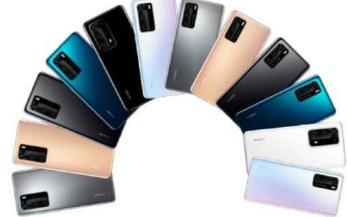 华为P40将于近期发布 5G手机销售前景有可能在第二季度改观